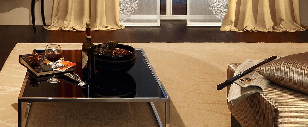 Chari Vari Wohndesign Teppich Boden